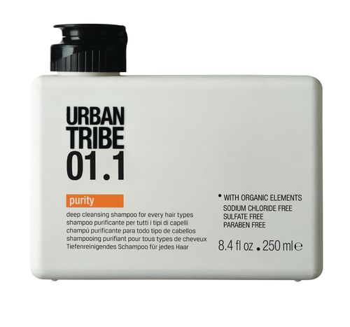 Urban Tribe 01.1 Purity Shampoo 250ml