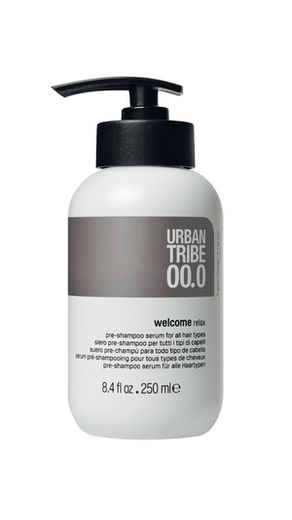Urban Tribe 00.0 Welcome Relax Shampoo 250ml