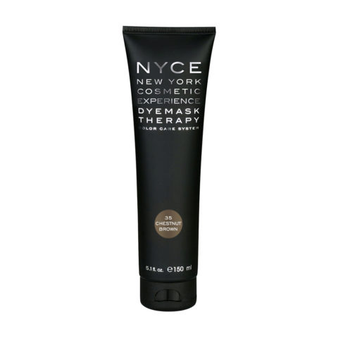 Nyce Chestnut Brown Dyemask Therapy 150ml