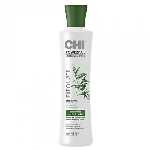 CHI Power Plus Shampoo 355ml